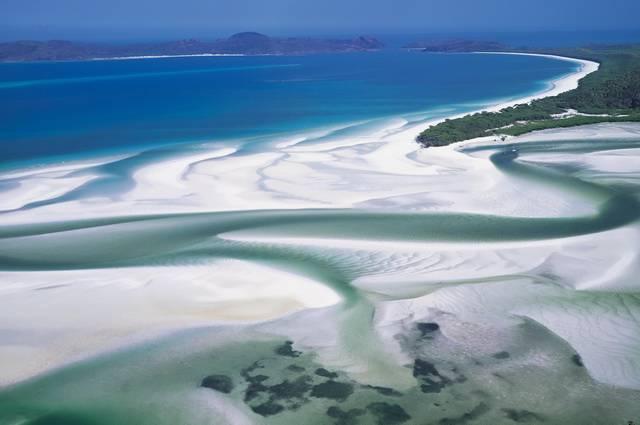 Australie - Autotour Road Movie le Long de la Grande Barrière