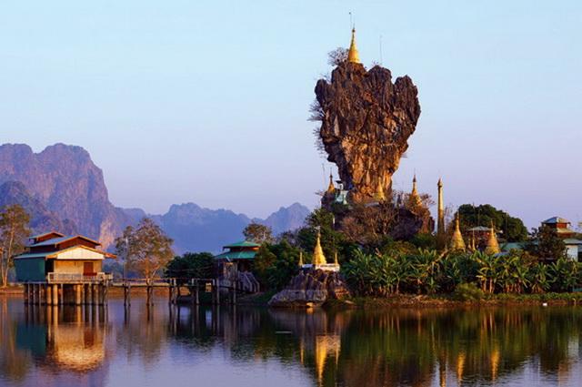 Sonate Birmane - Birmanie