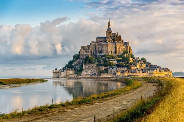 Le Mont Saint-Michel, France - Collection Intermèdes by Asia - 1