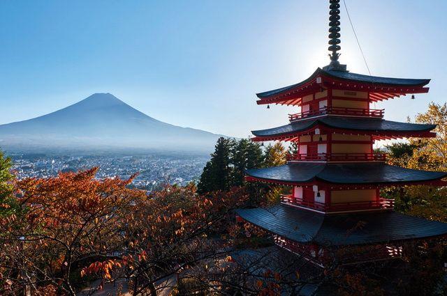 Circuit Samourais et Jardins zen avec Air France - 1