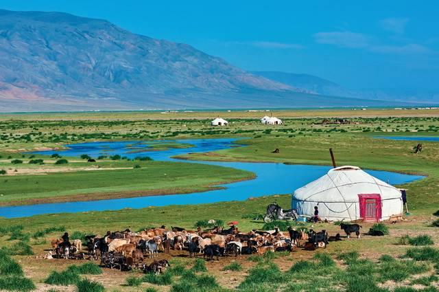 Mongolie - Circuit Privé Bienvenue en Terre Mongole (cat. confort)
