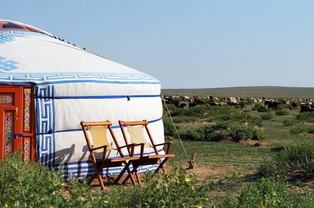 Mongolie - Circuit Privé Bienvenue en Terre Mongole (cat. sup.)