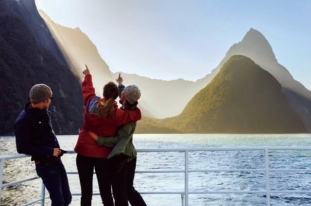 Fjords et Maoris - Vols Premium Economy - Nouvelle-Zélande