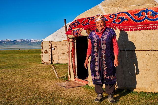 Circuit La Grande Traversée de l'Asie Centrale : Ouzbékistan, Kazakhstan, Kirghizistan - 1