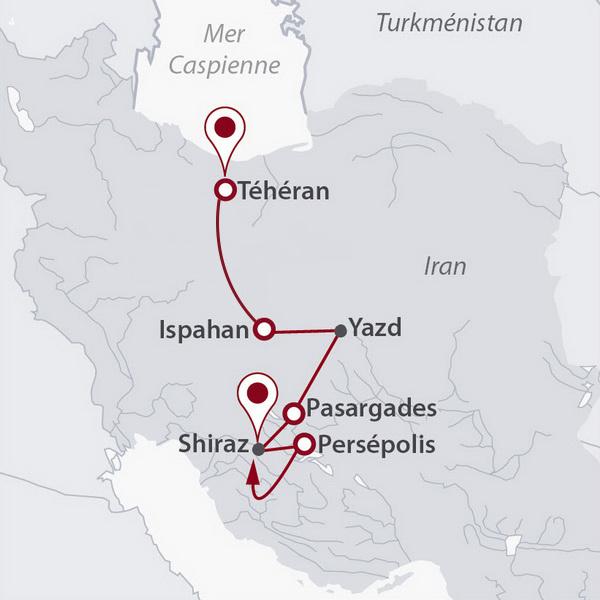 Calendrier Ramadan 2020 Caen.Circuit Enluminures Persanes Avec Qatar Airways Iran
