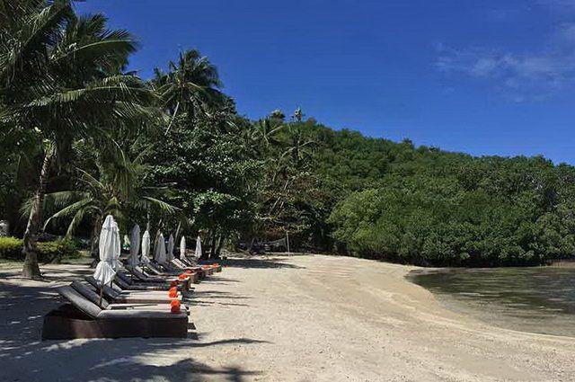 Philippines - Ile de Mindoro - Hôtel Coco Beach Island Resort 3*