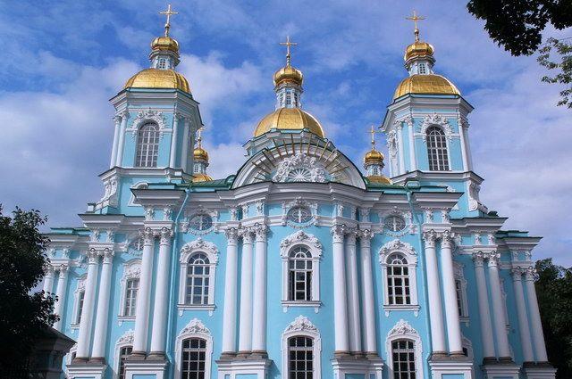 Escapade à Saint-Pétersbourg - 1