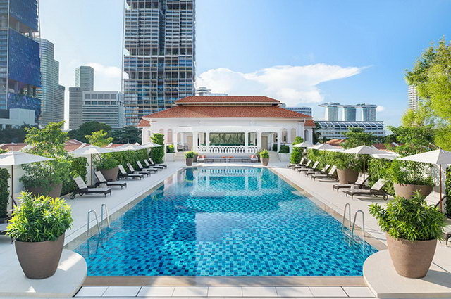 Singapour - City break d'exception à Singapour - Raffles 5* et vols en classe Affaires