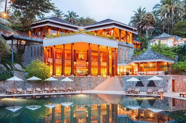 Séjour Vol + Hôtel The Surin Phuket 5* plage de Pansea Bay