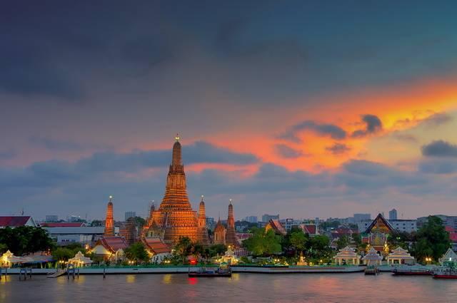 Pass pour la Thaïlande - Bangkok / Phuket