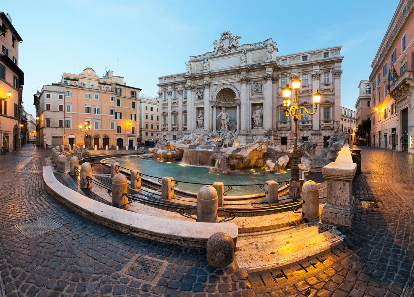 Rome : La ville éternelle et son air contemporain