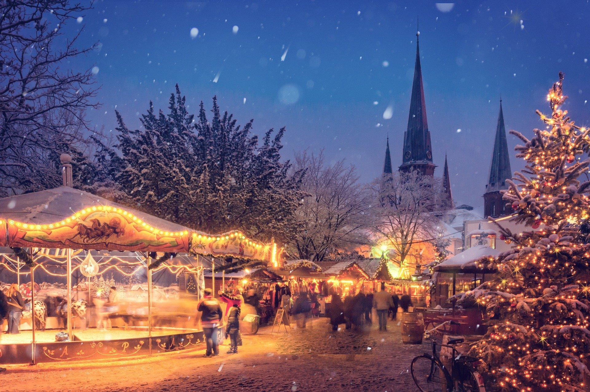 Top 5 - Villes en Europe à visiter pendant les fêtes
