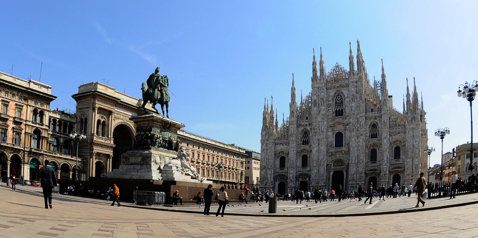 Milan : La cité glamour