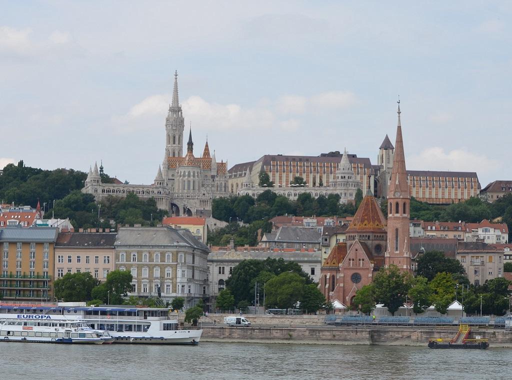 Budapest : La perle du Danube