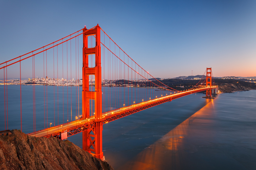San Francisco : La cité de la baie