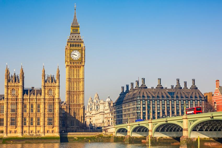 Londres et son excentricité