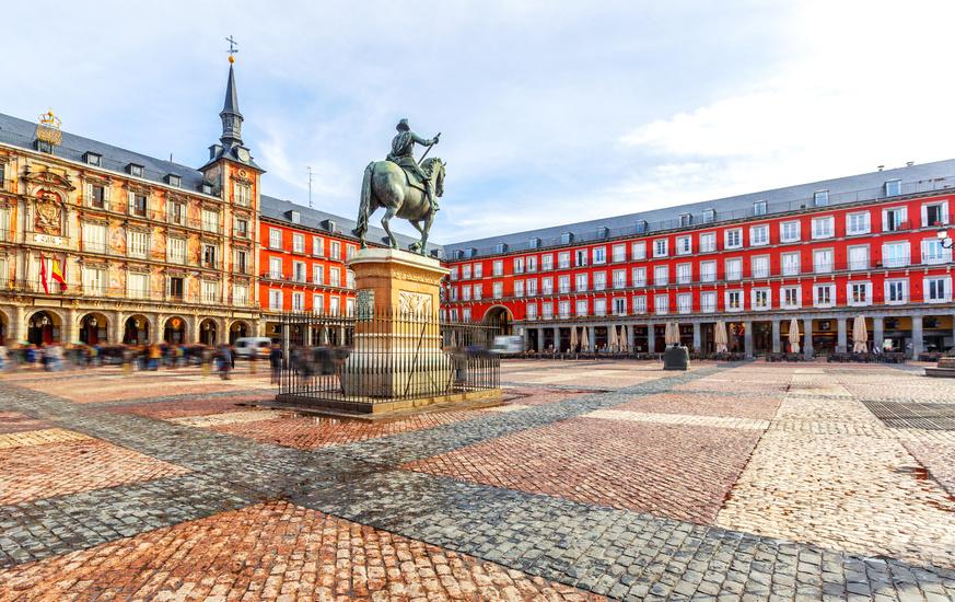 Madrid et son doux exotisme