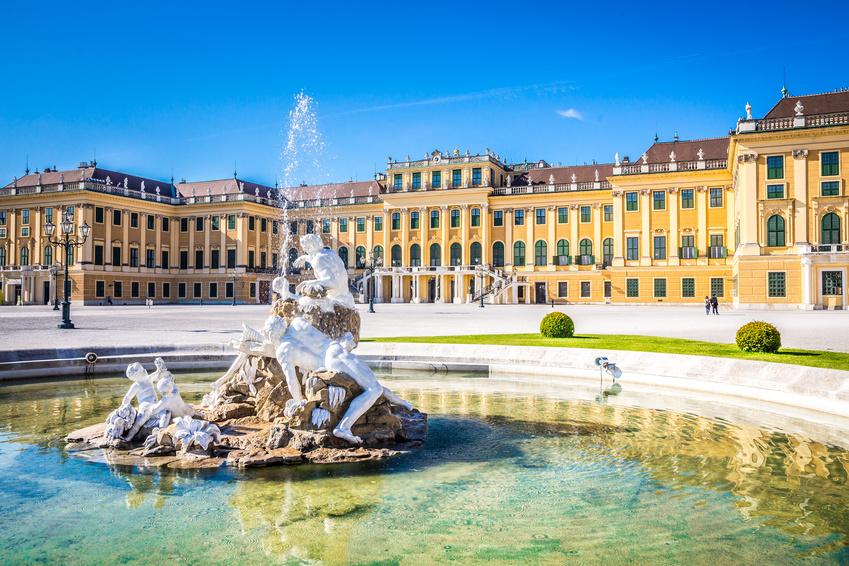 Vienne et ses accents baroques