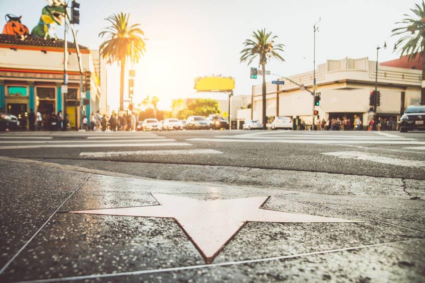 Los Angeles : La ville des stars et de la gloire effrénée