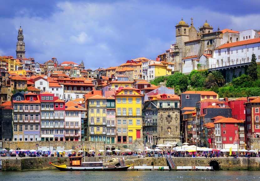 Porto, l'Ibérie baroque