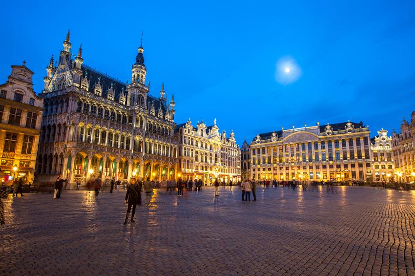 Bruxelles et son art audacieux