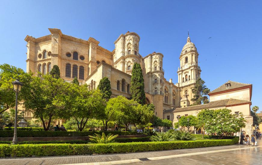 Malaga : Le paradis de la Costa del Sol