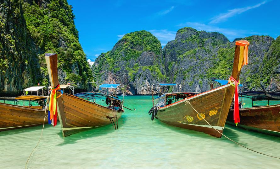 Phuket et ses îles paradisiaques