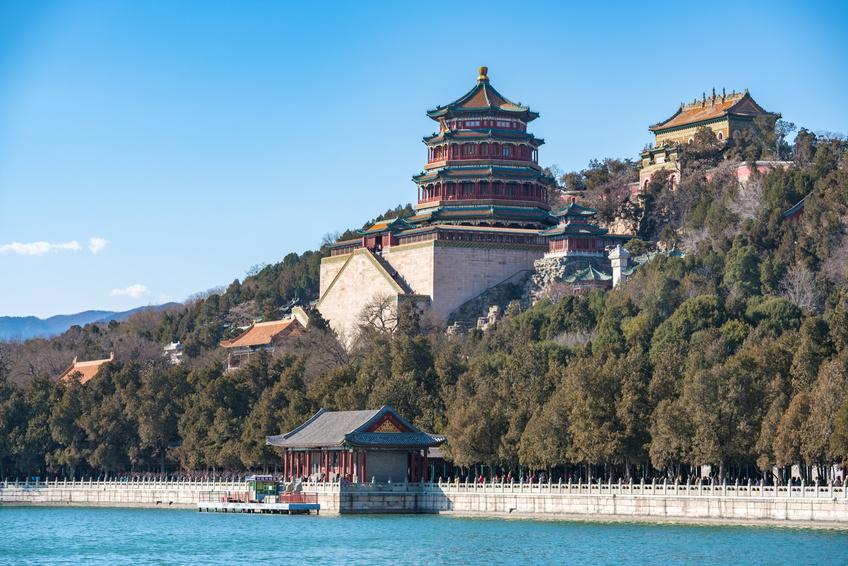 A la découverte de Pékin, une ville lumineuse