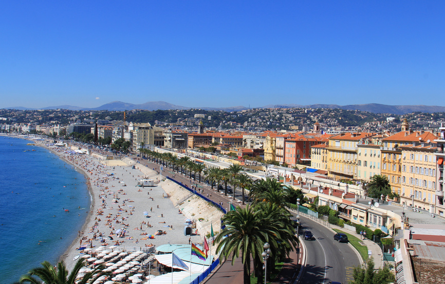 Nice : la capitale de la Riviera