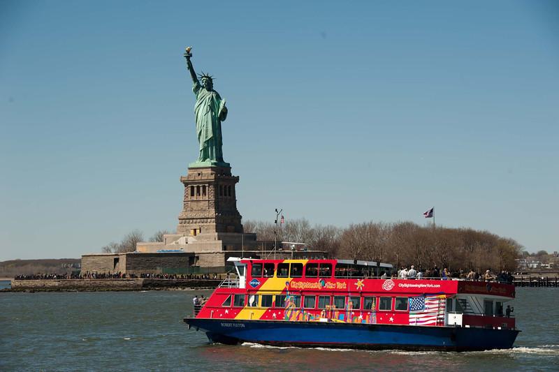New York : Entre histoire et modernité