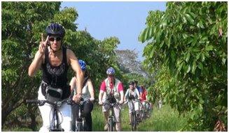 Tour à vélo culturel au départ de Chiang Mai