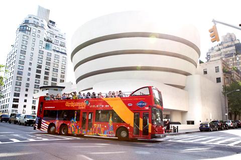 Tour en bus*