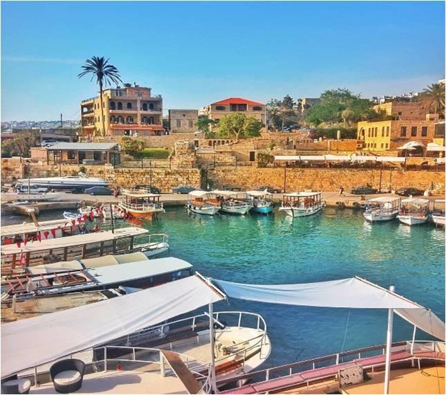 liban-byblos-port