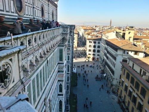 Florence : visite de la Cathédrale et ses terrasses
