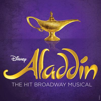 Spectacle Disney Aladdin à Broadway New York