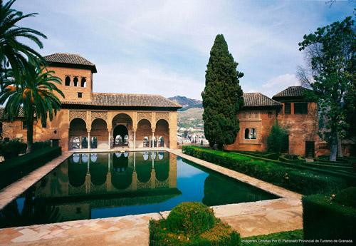 Billet d'entrée a l'Alhambra