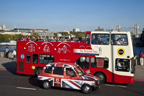 Londres : tour hop-on hop-off