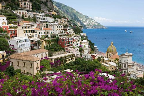Excursion d'une journée à Sorrente, Positano, Amalfi et Ravello au départ de Naples