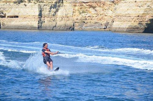 Wakeboard ou ski nautique au départ de Vilamoura