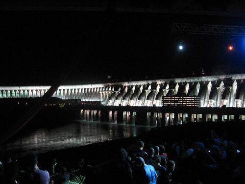 Barrage d'Itaipu : excursion de deux heures au départ d'Igauzu