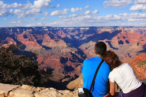 Excursion au plateau sud du Grand Canyon en bus de luxe