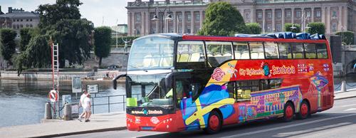 Visite de Stockholm *