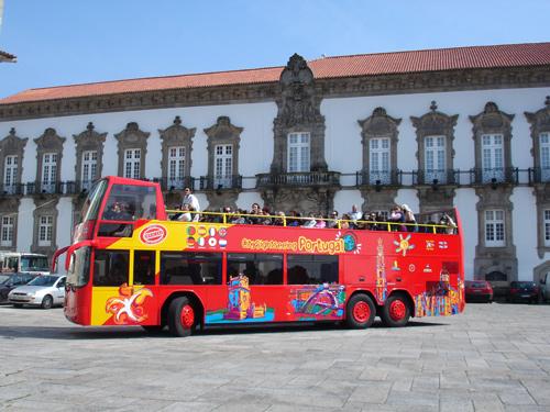 Tour de Porto en bus à arrêts multiples