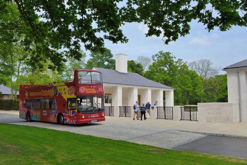 Tour de Cambridge en bus à arrêts multiples