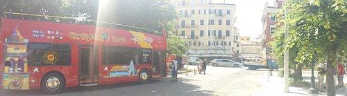 Pass hop-on-hop-off 1 jour : Tour de Corfu
