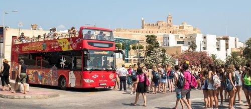 Tour de Gozo en bus à arrêt multiples