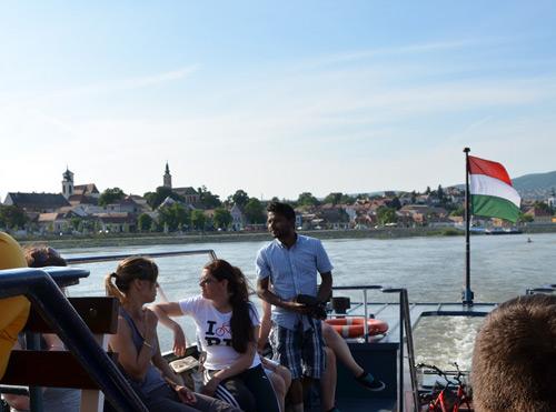 transport-bateau-budapest-Szentendre