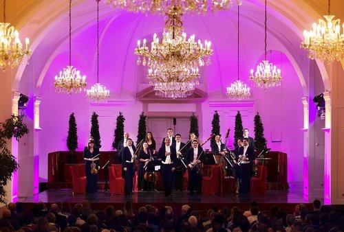 Dîner et concert au Palais Schönbrunn