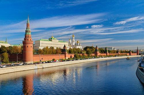 Excursion au Kremlin de Moscou
