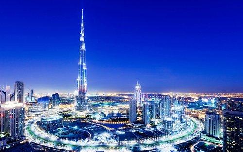 Billet d'entrée à Burj Khalifa - Etages 124 et 125